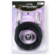 American DJ XL-25 Microphone  Cable