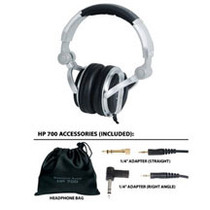 American Audio HP-700 Professional High-Powered Headphones