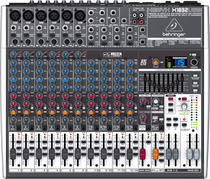 Behringer Xenyx X1832USB 18-Input Mixer with USB and FX