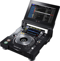 Pioneer DJ CDJ-TOUR1 Professional Multiplayer w/ Touchscreen