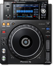Pioneer DJ XDJ-1000MK2 Multiplayer w/ Large Colour LCD Display