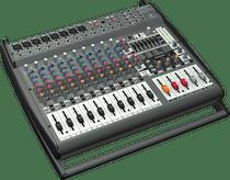 Behringer Europower PMP4000 1600-Watt 16-Channel Powered Mixer