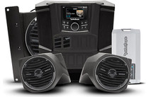 Rockford Fosgate Stage 3 audio upgrade kit for Polaris Ranger