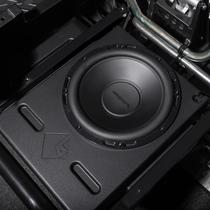 """Rockford Fosgate  10"""" front subwoofer enclosure for select YXZ® models"""