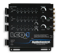 AudioControl LCQ-1 (Black) 6-Channel Equalizer Line-Output Converter