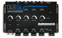 AudioControl LC8i-Black 8-Channel Line Output Converter