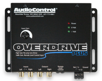 AudioControl Overdrive Plus 2-channel line driver