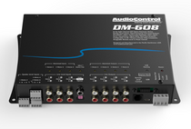 AudioControl DM-608 Premium 6 Input 8 Output DSP Matrix Processor