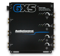 AudioControl 6XS 6 Channel Electronic Crossover