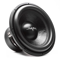 "Skar Audio VXF-15 15"" 3,000 Watt Max Power Car Subwoofer"