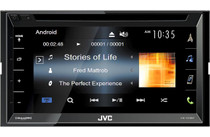 "JVC KW-V330BT 6.8"" DVD Receiver with Built-In Bluetooth"