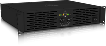 Behringer KM1700 1700W Amplifier w/ ATR
