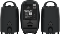 Behringer Europort PPA500BT 500W Portable PA System w/ Bluetooth