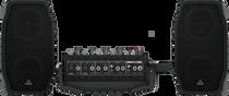 Behringer Europort PPA200 200-Watt Portable PA System