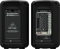Behringer Europort EPS500MP3 500W Portable PA System