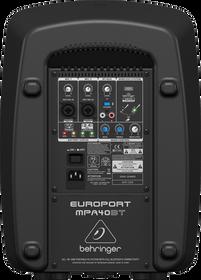 Behringer Europort MPA40BT Portable PA w/ Bluetooth