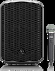 Behringer Europort MPA200BT Portable PA w/ Wireless Mic