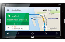 "JVC KW-M730BT 6.8"" Digital Media Receiver - Car Play & Android Auto"
