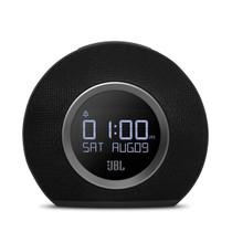 JBL Horizon  Bluetooth Black clock radio with USB charging and ambient light