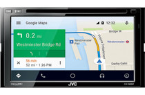 "JVC KW-V830BT 6.8"" DVD Receiver with Apple CarPlay & Android Auto"