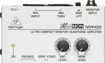 Behringer MA400 Ultra-Compact Monitor Headphone Amp