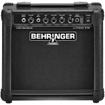 Behringer Ultrabass -- 2-Channel 15 Watt Bass Combo