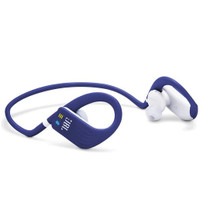 JBL Endurance DIVE Blue Wireless Sports Headphones with MP3 Player