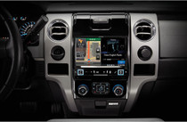 Alpine X009-FD2 In-Dash Restyle System navigation receiver for Ford F-150