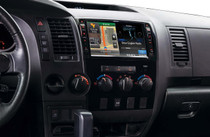 Alpine X009-TND In-Dash Restyle System Navigation receiver for Toyota Tundra trucks