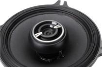 "Alpine SPR-50 Type-R 5-1/4"" 2-way car speakers"