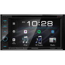 """Kenwood Excelon DDX396 2-DIN 6.2"""" Wide VGA Color LCD In-Dash Receiver with Built-in Bluetooth,"""