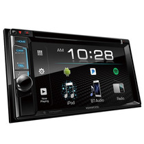 "Kenwood Excelon DDX396 2-DIN 6.2"" Wide VGA Color LCD In-Dash Receiver with Built-in Bluetooth,"