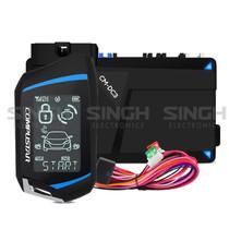 Compustar Prime T9 2-Way 3000-ft Range + DC3 Brain - Remote Starter Package