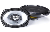 "Kenwood KFC-6965S 6""x9"" 3-way car speakers"