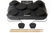 Alesis COMPACTKIT 7 7-Pad Portable Tabletop Drum Kit