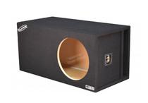 """12"""" Single Ported Extra Large Sub Box - Black"""