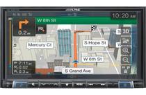 Alpine INE-W967HD Digital Media Navigation Receiver