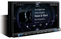 Alpine iLX-207 with Android Auto™ and Apple CarPlay™