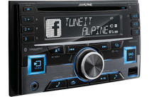 Alpine CDE-W265BT CD receiver w/ Bluetooth