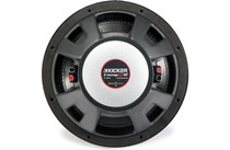 "Kicker 43CWR122 CompR Series 12"" subwoofer 2-ohm"