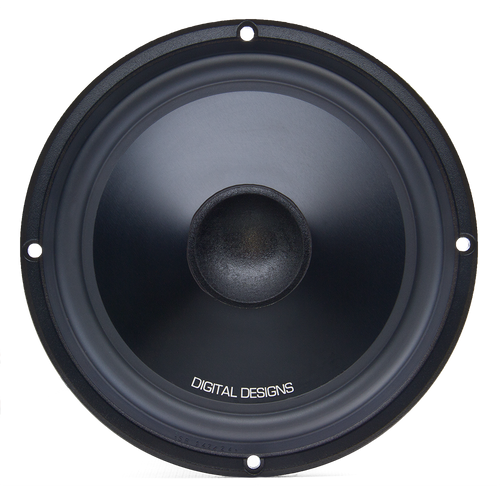 DD Audio AW6.5 Crisp, Clear, Detailed Mid-Range Speaker