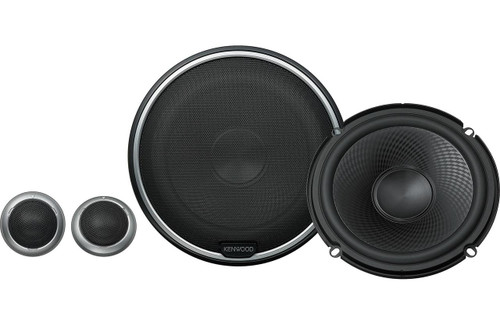"Kenwood KFC-P710PS 6-3/4"" Component Speakers"