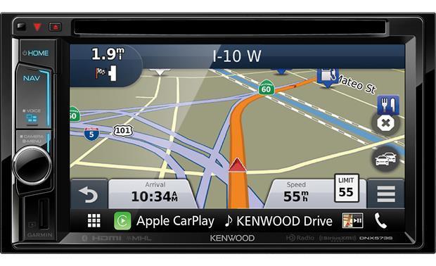 Navigation Video Decks