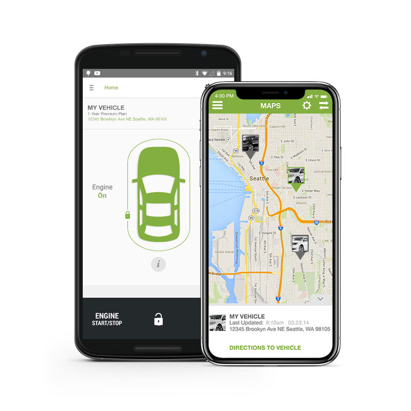 Smartphone Car Starter