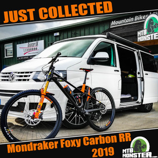 Mondraker Foxy Carbon RR 2019 Collected in Store