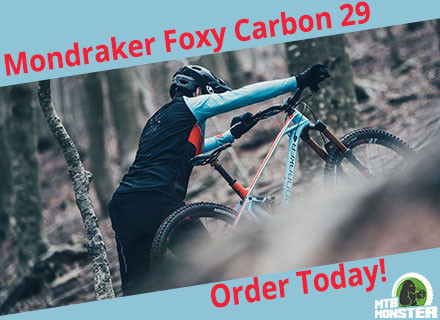 ​Mondraker Launches the new 29er Foxy Carbon 2019