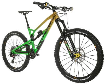 2018 Nukeproof Worx Bike - Sam Hill Replica....