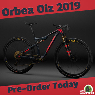 Orbea Oiz 2019 available for Pre Order!