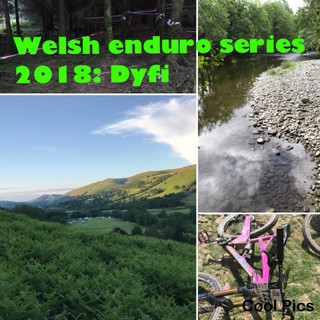 Welsh Enduro Series - Dyfi 2018 - Awesome event :)