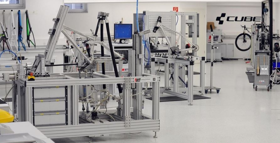 Cube Testing Laboratory